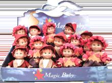 Дисплей Малыш Эльф (в розовом)