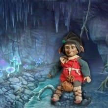 Кукла Ангус (любовь)