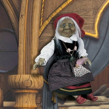 Кукла Беансит сказка и легенда (помогает парам в отношениях)