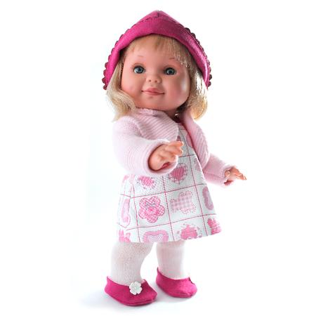 Кукла Betty (в розовом болеро)