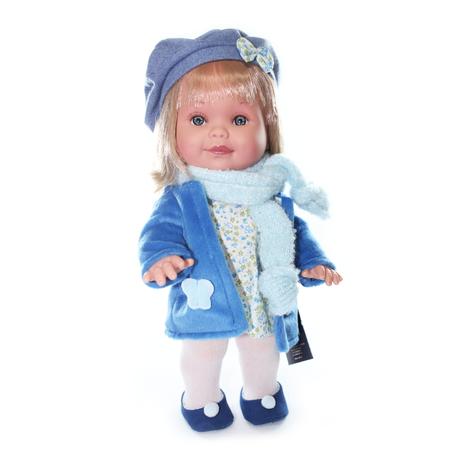 Кукла Betty (в синем пальто)