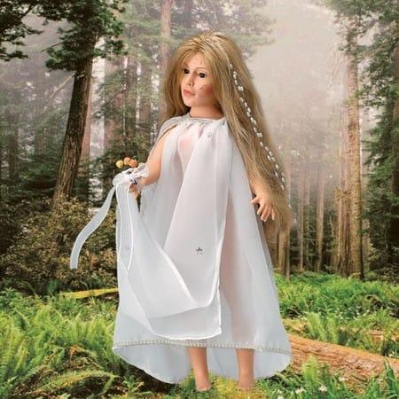 Кукла Бриджит (материнство, любовь)