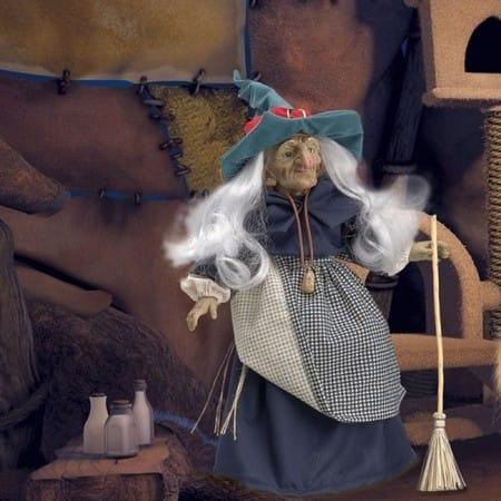 Кукла Бруиксета сказка и легенда (защита от сглаза)