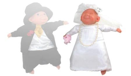 Кукла Carita Невеста