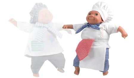Кукла Carita Повар