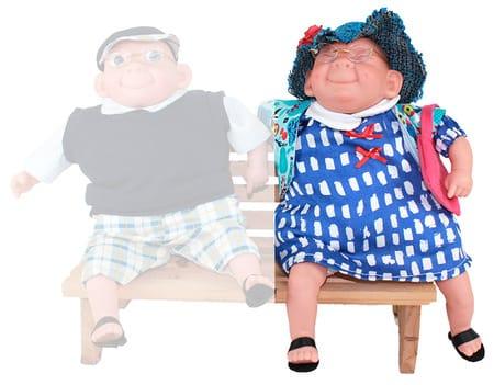 Кукла Carita Туристка из Англии
