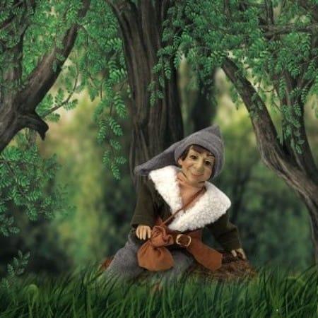 Кукла Даговилл (защитник детей)