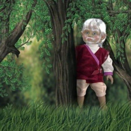 Кукла Думи (помощь детям)
