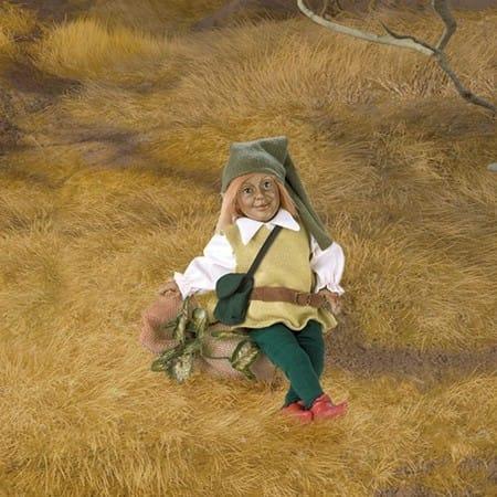 Кукла Эднод кельтский эльф (омолаживает дух)