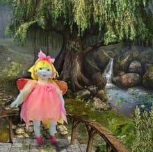 Кукла Фея Осень