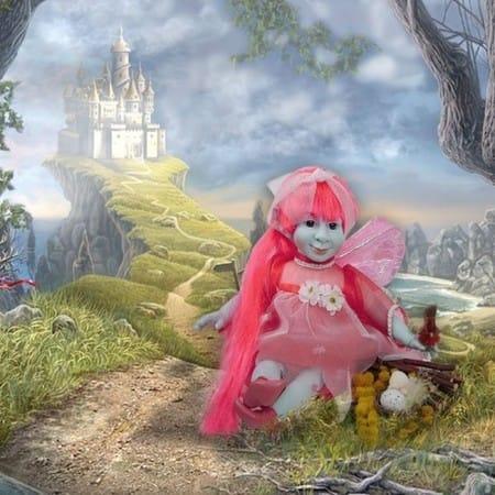 Кукла Фея Весна