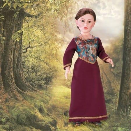 Кукла Фиона (совершенство, долголетие)