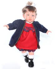 Кукла Gestitos Девочка в красном