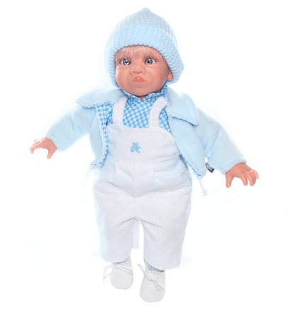 Кукла Gestitos Мальчик (корчит рожицу)