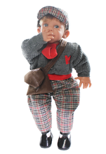 Кукла Gestitos Мальчик (ковыряет в носу)
