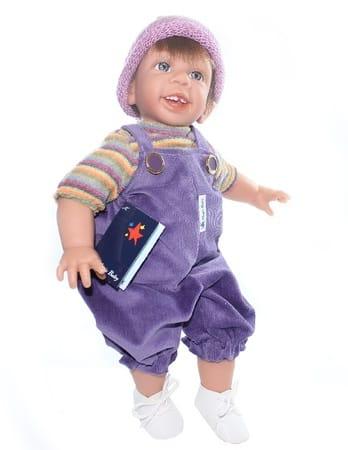 Кукла Gestitos Мальчик (смеется)
