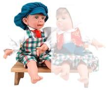 Кукла Gestitos Мальчик (улыбается)