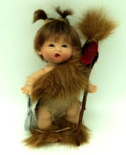 Кукла Гномик Троглодит B (серия 145) в индив.упаковке