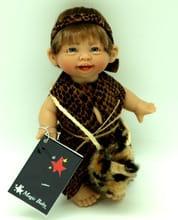 Кукла Гномик Троглодит D (серия 145) в индив.упаковке