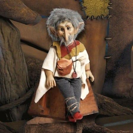 Кукла Гоблин сказка и легенда (память, пробуждает воспоминания)
