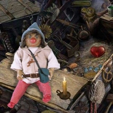 Кукла Грег (образ жизни и мир плутов)