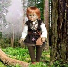 Кукла Хилтон сказка и легенда (ранняя юность)