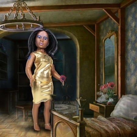 Кукла Иштар (чувственность)