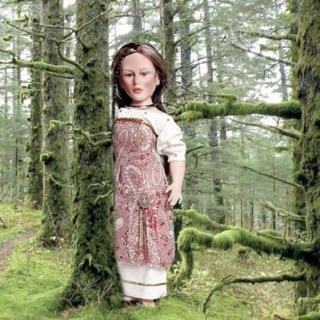 Кукла Калипсо (помощь при разочаровании)