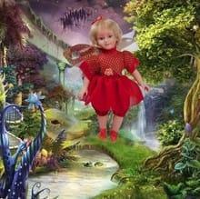 Кукла Лесная Фея Флора