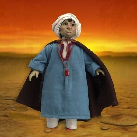 Кукла Махмуд (ориентация, правильный путь)