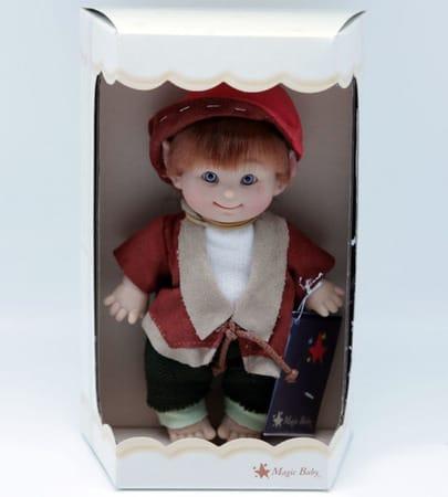 Кукла Малыш Эльф B (серия 140) в розовом