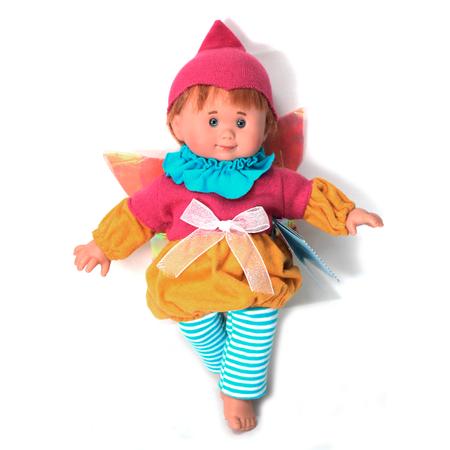 Кукла Малышка фея в розовом колпаке