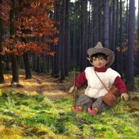 Кукла Мидхир (хитрость, удача в игре)