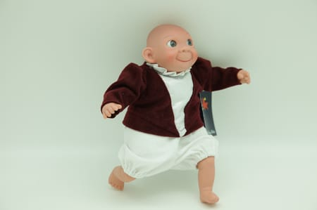 Кукла мини Каритас (серия 22000) Принц
