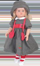 Кукла Nany (в сером платье)