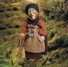Кукла Нейми сказка и легенда (знахарка)
