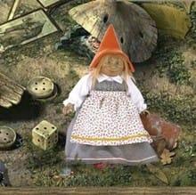 Кукла Нимродела (дружба, доброжелательность)