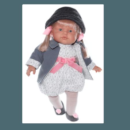 Кукла Petit Девочка (блондинка)