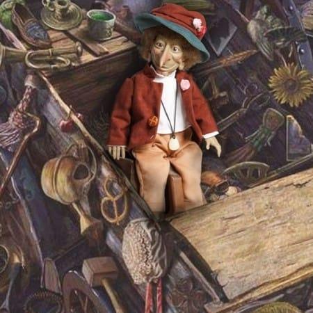 Кукла Робин (страсть)