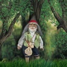 Кукла Роннан (защита домашнего очага)