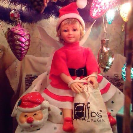 Кукла Рождественская фея