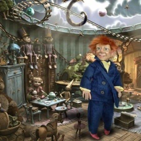 Кукла Серван сказка и легенда (приносит добрые новости)
