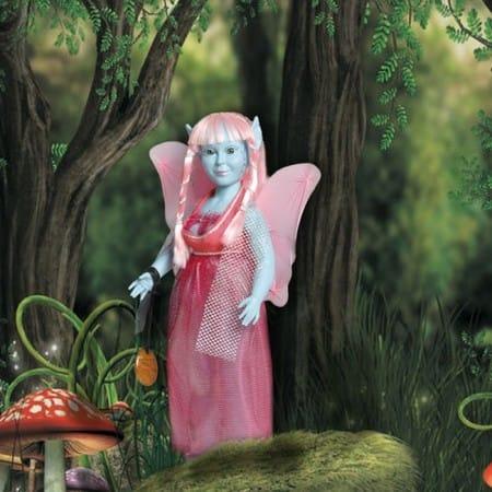 Кукла Синяя Фея Юрисбель