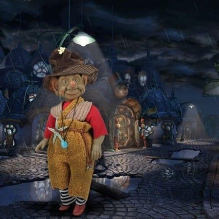 Кукла Стоуни сказка и легенда (счастье)