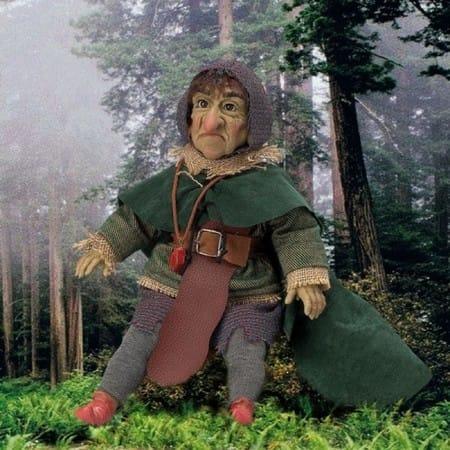Кукла Страж болот (душевное равновесие)