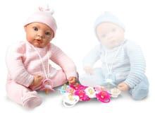 Кукла Sugar Baby Девочка (в вязаной пижамке)