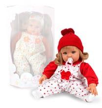 Кукла Susi (в красном)