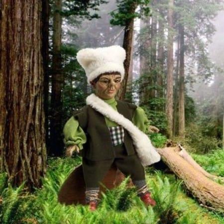 Кукла Теикс кельтский эльф (защитник природы)