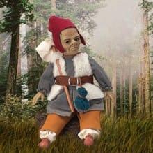 Кукла Теикс сказка и легенда (защитник природы)