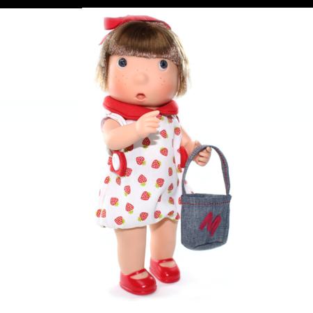 Кукла Tilina Клубничка